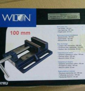 Сверлильные тиски WILTON Q100