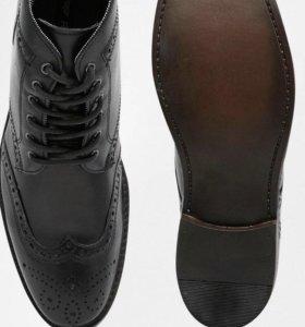 Продам ботинки высокие 46р