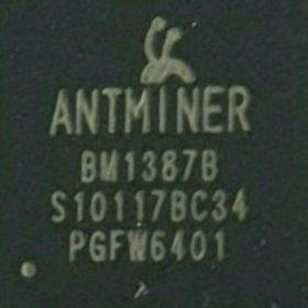 Чипы для Asic Antminer S9 ( BM1387B ) BM1387