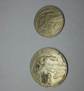 Монеты с Лениным