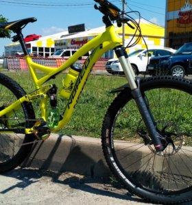 Велосипед Norco sight a 7.2