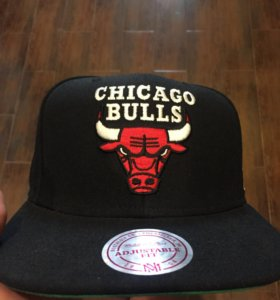"""Снэпбек """"Chicago Bulls"""""""