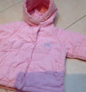 Куртка на девочку(1годик)