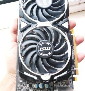 Андрей: Видеокарта MSI AMD Radeon RX 580 8GB