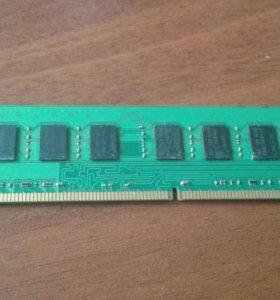 Оперативная память DDR 3 2GB 1.3 MHz