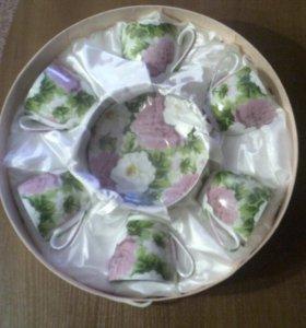 Набор Новой Посуды - Чайные Пары