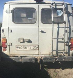 УАЗ 452, 2005