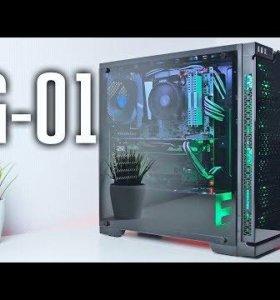 Новейший Игровой PC на Intel Corei3 8350K 4x4,0GHz