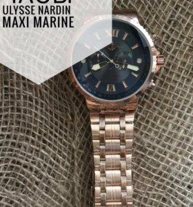 Мужские часы ulyssenardin