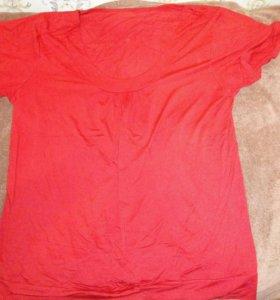 Футболки- блузка р.56-58 женские новые