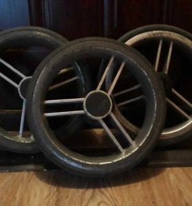 Колеса на коляску комплект