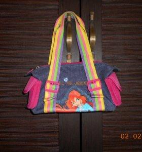Детские сумочки 2 шт.