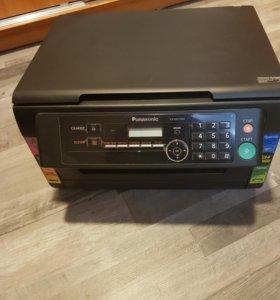 Лазерный принтер МФУ PANASONIK