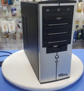 ПК Intel Core 2 Duo 2.2GHz /2gb/HDD80gb enet