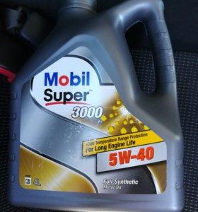 Моторное масло Mobil 5w40
