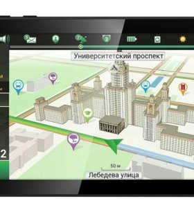GPS навигатор Prestigio x13-12056