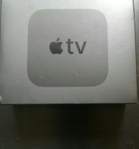 Apple tv MLNC2LL/A 4gen 64g