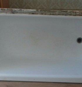 Ванна металическая