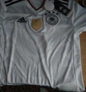 Футбольная форма (только футболка) Германия.
