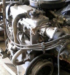 Двигатель ВАЗ 2115 после кап рем