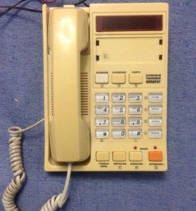 Стационарный телефон с АОН и АО