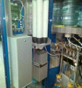 Аппарат газированной воды акваматик