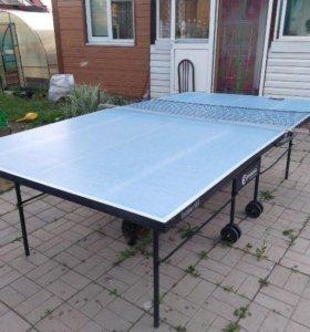 Всесезонный теннисный стол