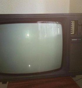 Телевизор TAURAS нерабочий