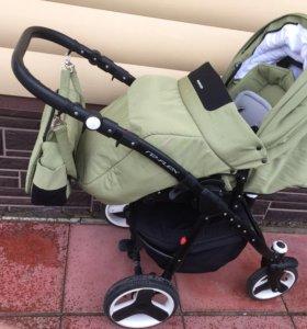 Детская коляска Rico Re-flex 2 в 1