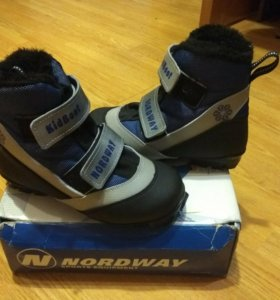 Обувь для лыж 34 размер