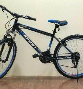 Велосипеды спорт новые