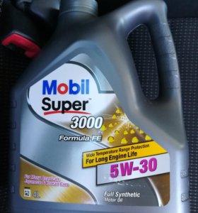 Моторное масло Mobil 3000 super Formula Fe 5w30