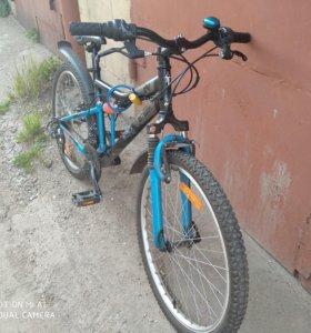 Велосипед Decatlon
