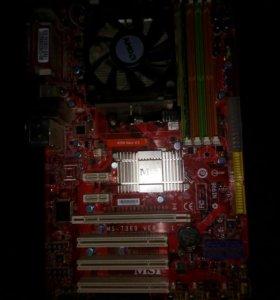 Материнская плата MSI K9N Neo V3