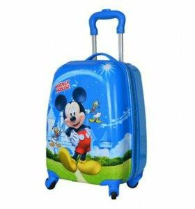 Детские чемоданы в наличии!!