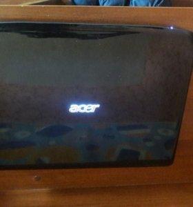 Продам ноутбук асер aspery 5530 G