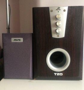 Акустическая система AVE T20