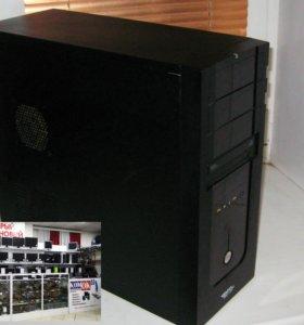 Intel Xeon X5450 (4*3.0)/4gb/500gb/GF 650/DWD/450w
