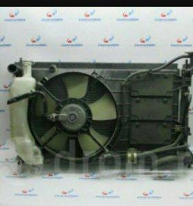 Система охлаждения mitsubishi colt z25a без радиат