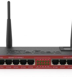 Настройка wi-fi, роутеров, усиление сигнала