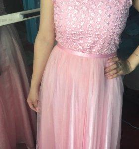 Вечернее платье для принцесс