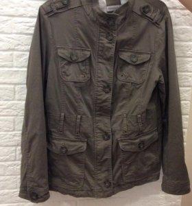 Куртка женская милитари