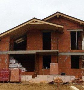 Строительство частных,дачных домиков.