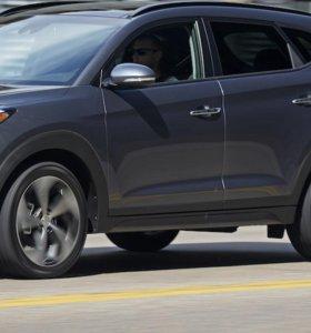 Автошторки Hyundai Tucson 3