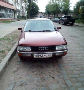 Audi Quattro, 1989