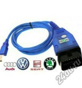 OBD 2 VAG USB