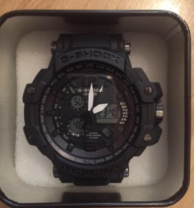 Новые часы Casio g-shock GWG-100-1AER оригинал