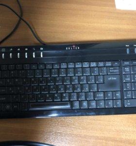 Клавиатура oklick 480s