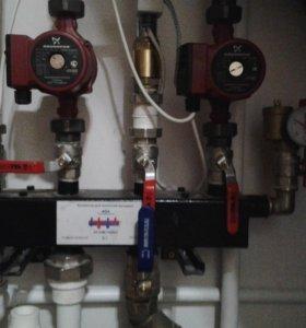 Отопление. Замена газовых котлов