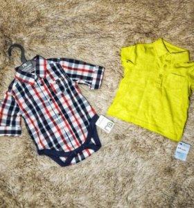 Рубашка-боди Mothercare